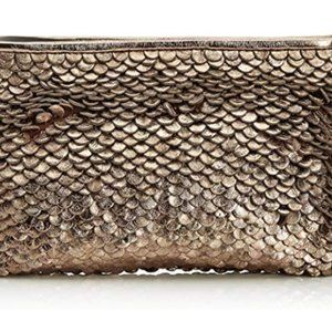 Hoss Intropia Purse Antique Gold - NEW